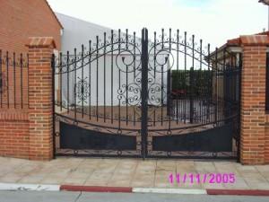puerta-forja-cerrajería